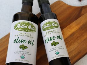 Rollin' Oats Organic Extra Virgin Olive Oil