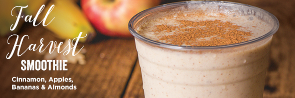 Fall Harvest Smoothie