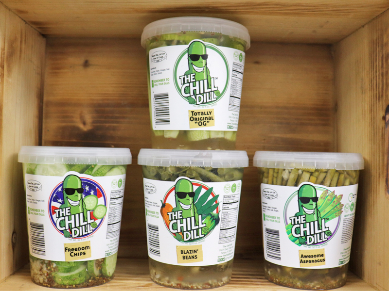 Assorted Chill Dill