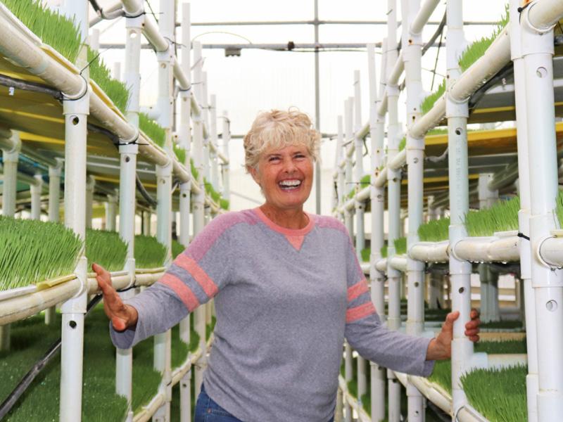 Robin Ocean Grown Farms