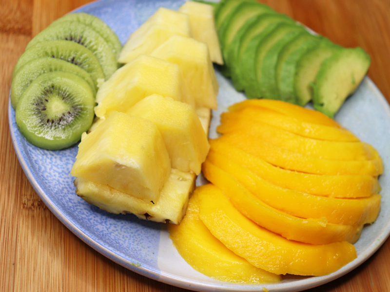 Cut Fruit Platter