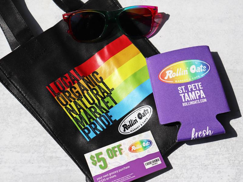 Rolln' Oats Pride Swag
