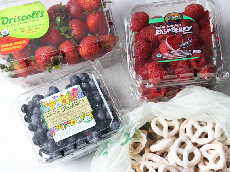 Fruit Tray Ingredients